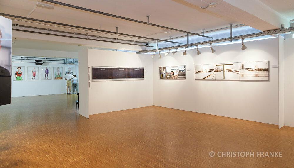 2012 Pasing 21 X Ausstellungsansicht