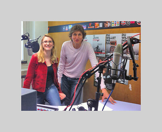 2012 Radiointerview