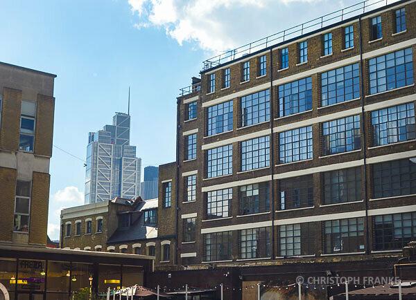 2015 London 125LIVE area