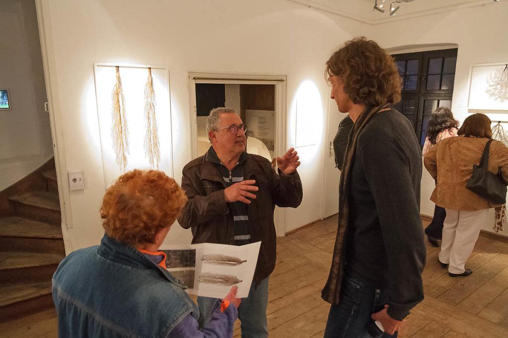 Im Gespräch über David Hockney